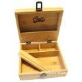 Large size Bamboo Box Storage Organizer